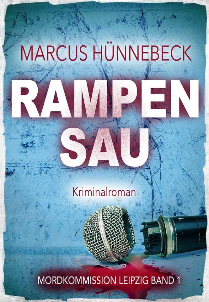Rampensau - Hünnebeck - Thriller