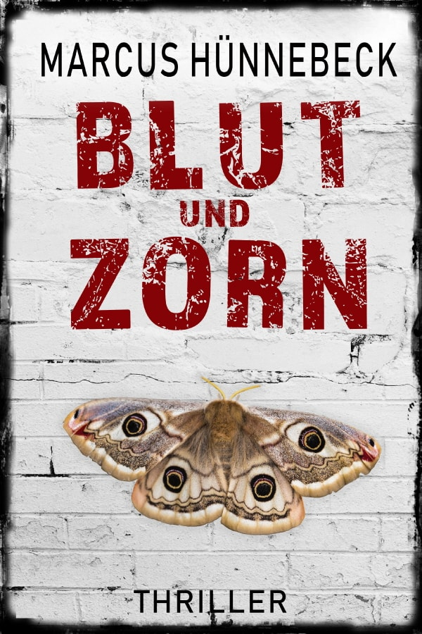 Blut und Zorn - Marcus Hünnebeck - Thriller
